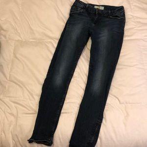 Zara skinny jeans, ankle length